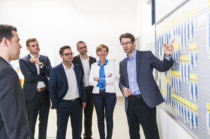 Noventa Consulting AG Lean Excellence Ausbildung