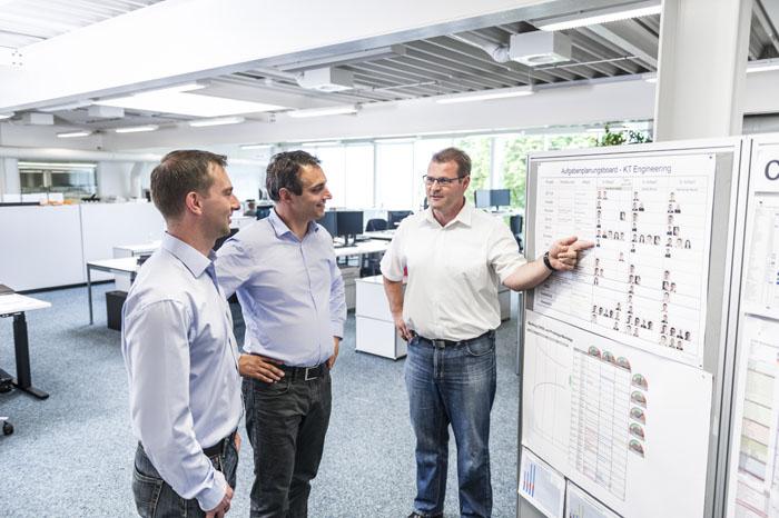 Noventa Consulting Lean Erfolgsgeschichte: Schneeberger