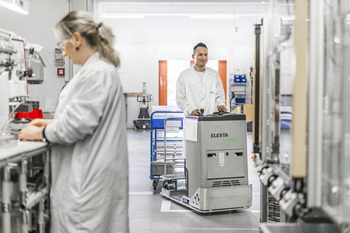 Erfolgreiche Kunden von Noventa Lean Consulting: ELESTA GmbH