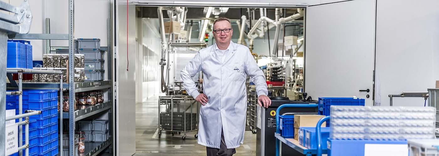 Noventa Consulting Lean Erfolgsgeschichte Elesta GmbH