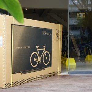 Noventa Consulting-Lean Blog VanMoof Bike Box